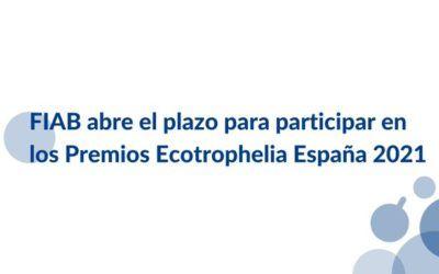 FIAB abre el plazo para participar en los Premios Ecotrophelia España 2021