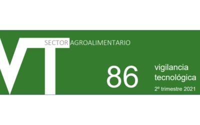 Boletín de Vigilancia Tecnológica del Sector Agroalimentario (OEPM)   2º trimestre 2021